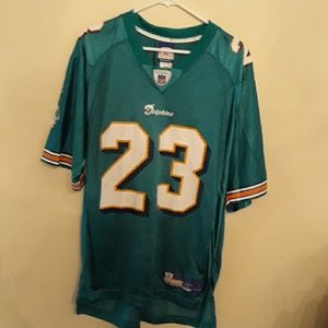 Miami Dolphins Football Jersey #23